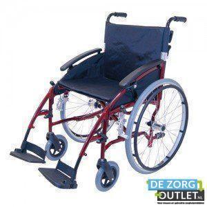 lichtgewicht rolstoel d-lite