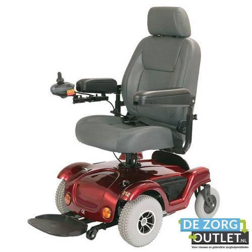 elektrische rolstoel 312