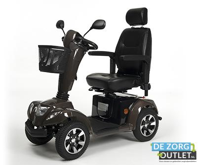 scootmobiel Carpo 4 limited edition