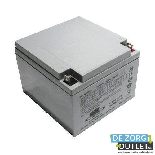 Accu/batterij Scootmobiel