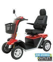 Scootmobiel xl 140