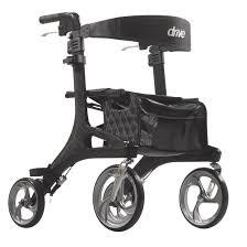 drive rollator nitro carbon4