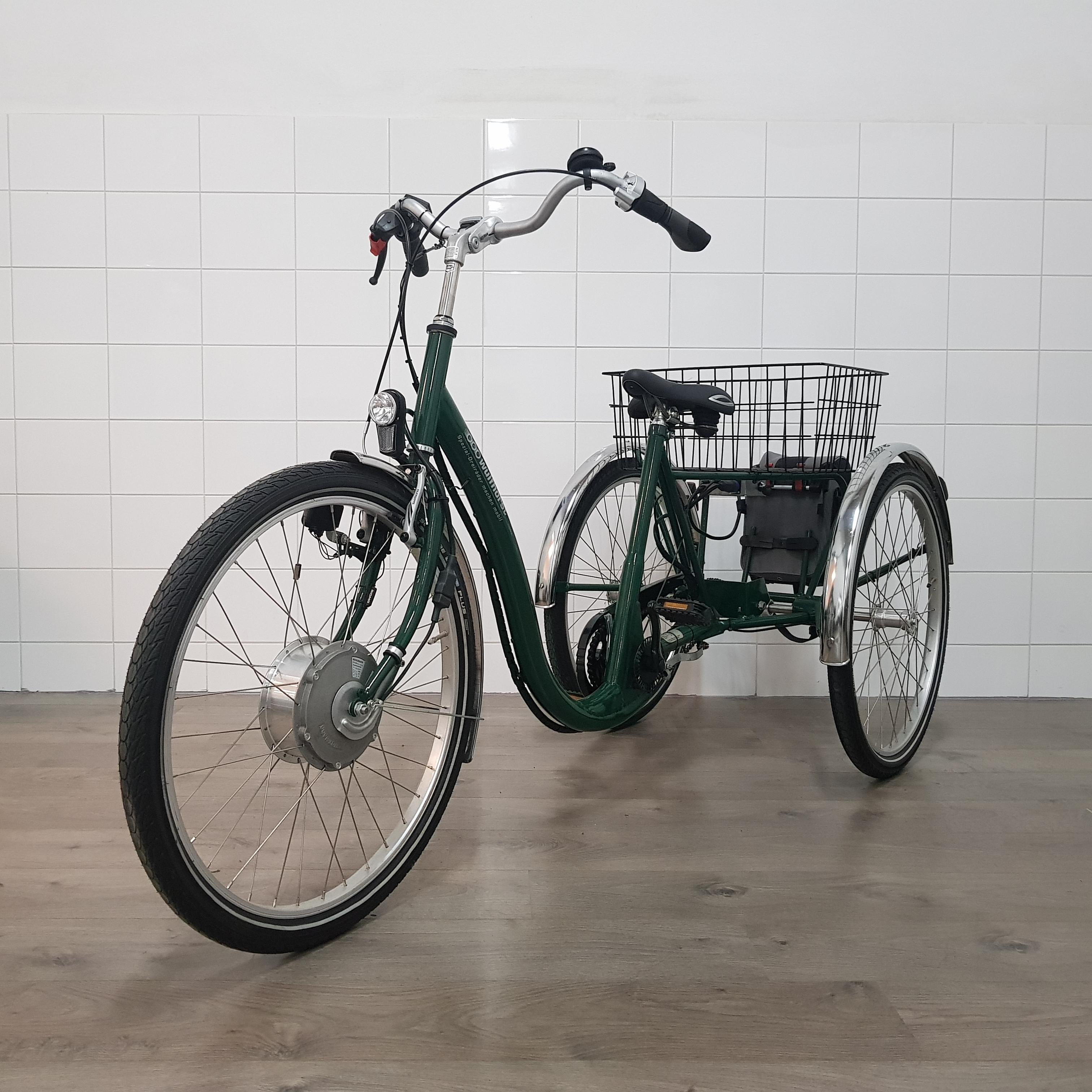 Driewiel fiets Effekt
