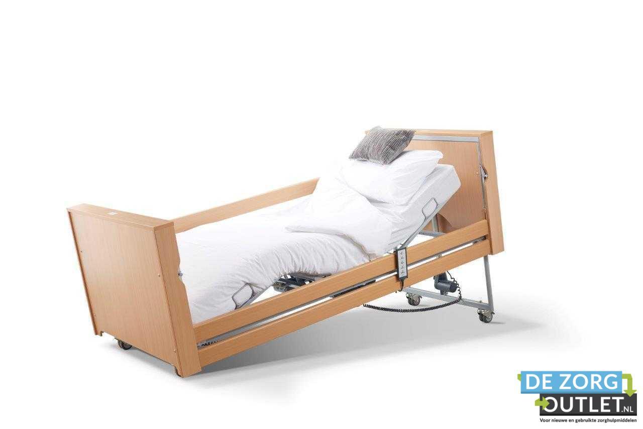 Hoog laag bed isko koch icon verpleegbed zorgbed de zorgoutlet